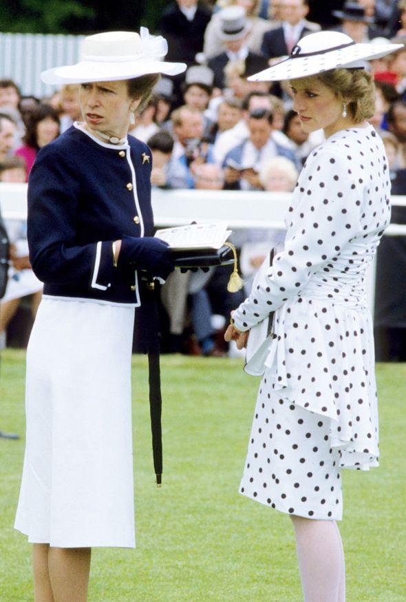 princess diana news princess anne latest royal family