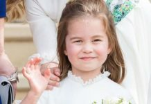 Royal connection: Princess Charlotte