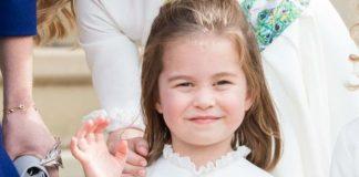 Royal connection: Princess Charlotte