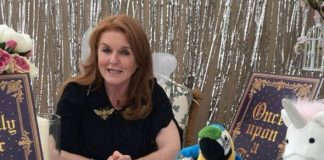 sarah ferguson news fergie new cookbook storytime with fergie and friends video