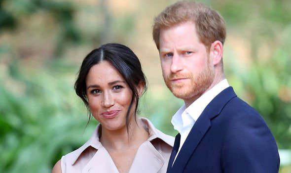 Meghan Markle and Prince Harry have left the royal frontline