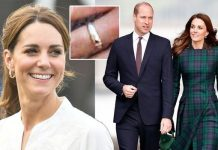 Kate Middleton: Prince William ring jewellery