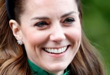 Kate Middleton joy: Kate