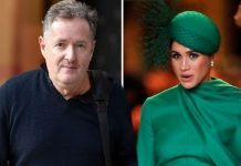 Piers Morgan has explained what he would like to say to Meghan Markle if they came face-to-face