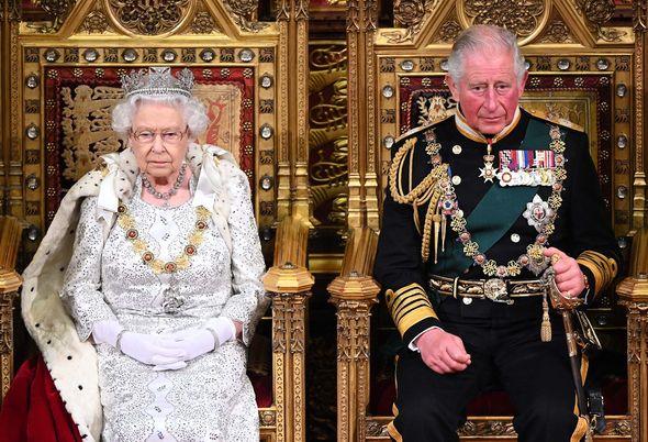prince Charles news king royal family