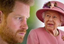Prince Harry snub: Prince Harry and the Queen