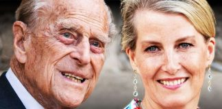 Prince Philip and Sophie Countess of Wessex
