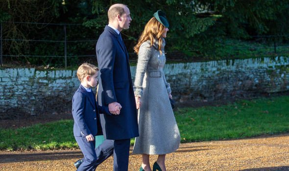 Prince William news: Cambridge family