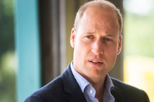 Prince William heartbreak: William