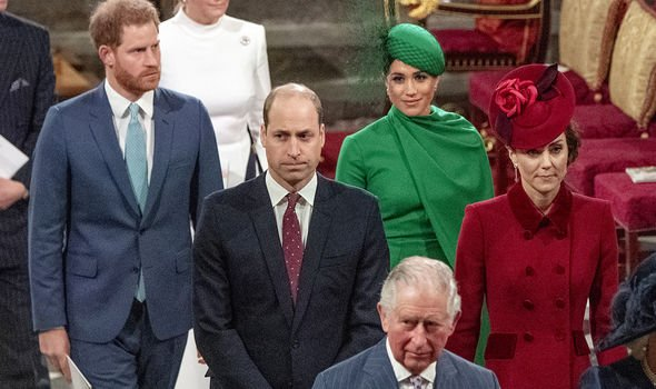 Prince Harry news: Harry and Meghan at Commonwealth Day 2020
