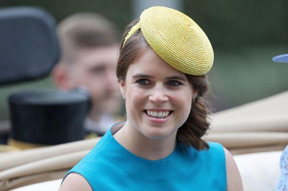 Princess Eugenie pregnant: Eugenie
