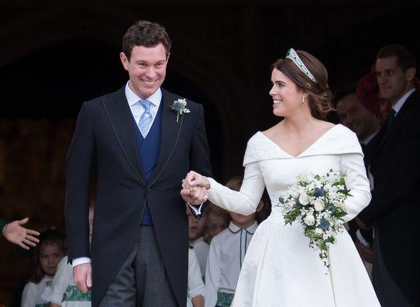 Princess Eugenie pregnant: Eugenie and Jack