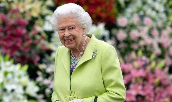 Queen Elizabeth II news: The Queen in 2019 at Chelsea gardens