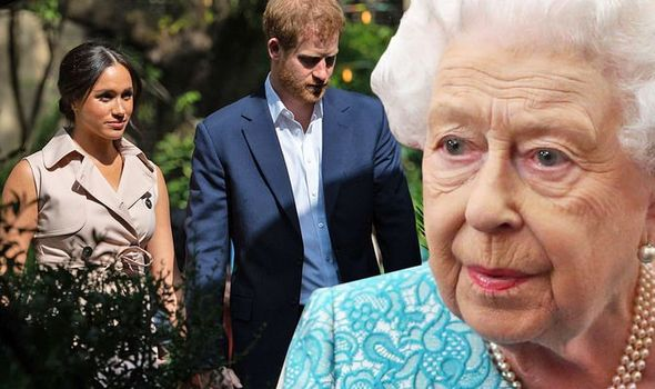 Queen Meghan Markle Prince Harry news latest update