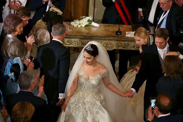 Royal baby news: Wedding