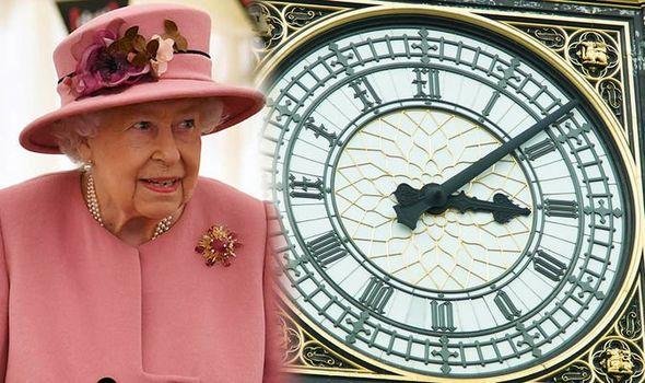 Royal clocks: Royal clocks