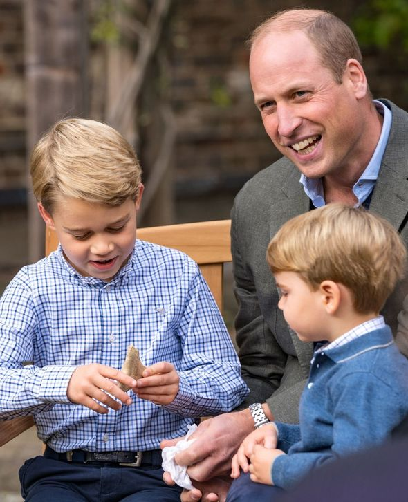 Royal news: William has become more at ease with himself