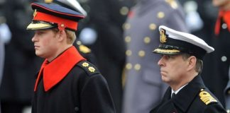 The Duke of Sussex and the Duke of York