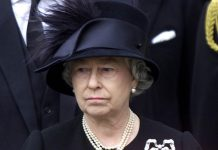 The Queen in mourning following royal death Photo C GETTY IMAGES