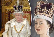 crown jewels worth value queen elizabeth coronation