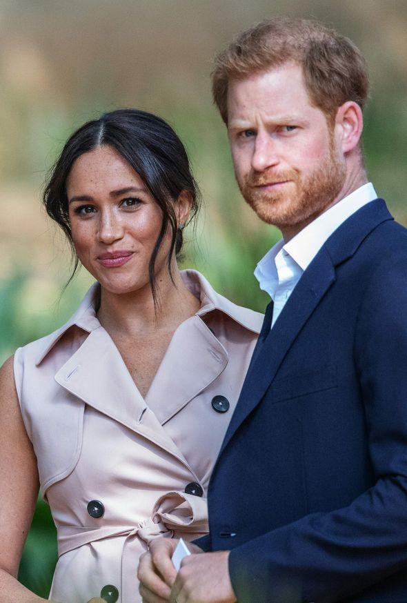 duke duchess of sussex news prince harry meghan markle