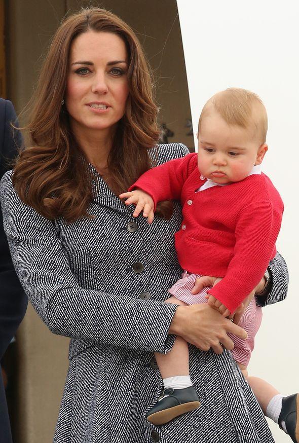 kate middleton news duchess of cambridge prince george latest