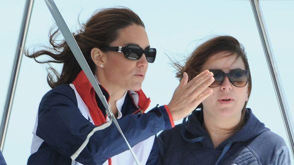 kate middleton news duchess of cambridge sailing