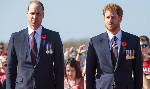 kate middleton prince william prince harry rift battle of brothers book royal family