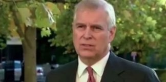 Prince Andrew update