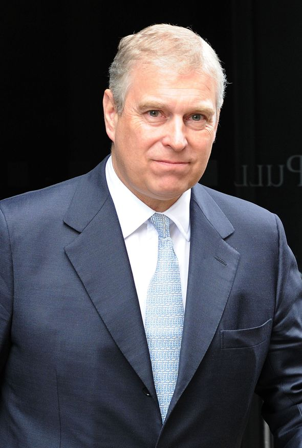 prince andrew news duke of york royal family latest