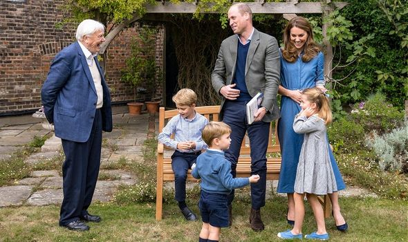 prince george school thomas battersea royal family
