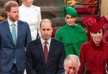 prince harry Meghan markle news commonwealth day service duke duchess sussex