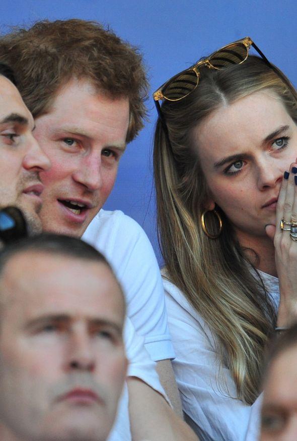 prince harry news cressida bonas relationship royal
