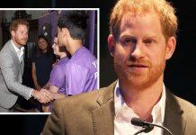 prince harry news diana awards tessy ojo cbe duke of sussex royal news