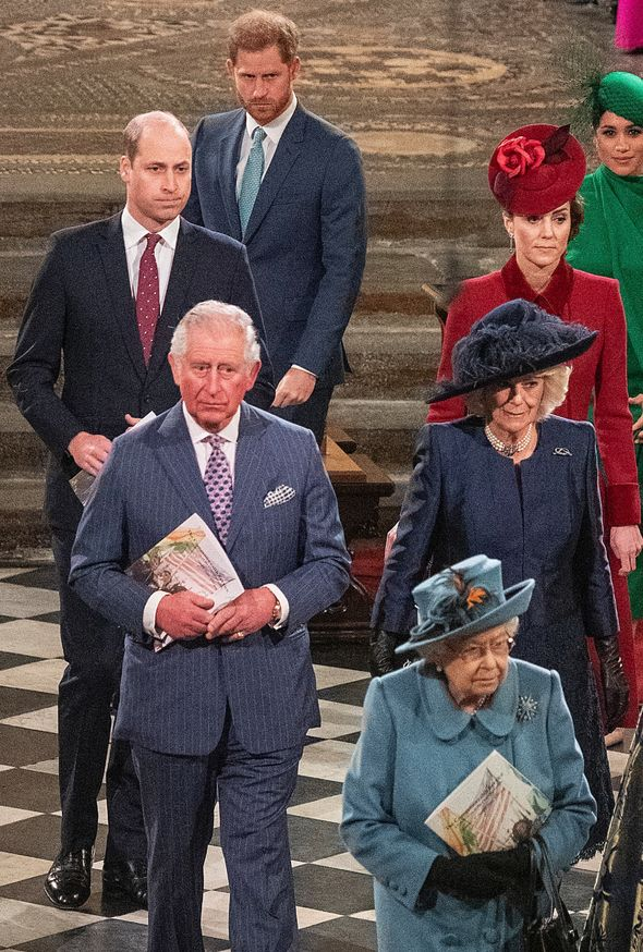 prince harry news meghan markle queen royal family