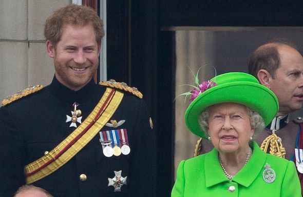 prince harry news queen royal family latest