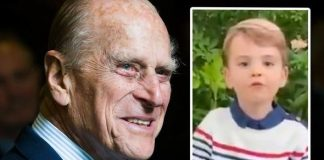prince philip news health prince louis mary berry programme cooking royal news