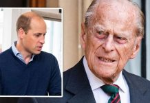 prince philip news prince william queen meetings battle of brothers royal news