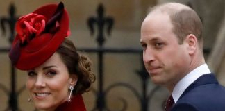 Prince William's private chat to Kate in Harry's last engagement