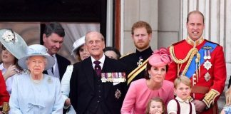 Queen Elizabeth and Philip pass on vital role to Prince William in Harry snub