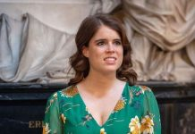 Princess Eugenie news: Princess Eugenie in Westminster Abbey