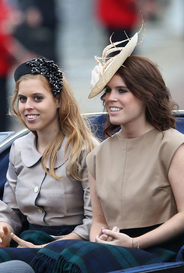 princess beatrice news princess eugenie spending royal family