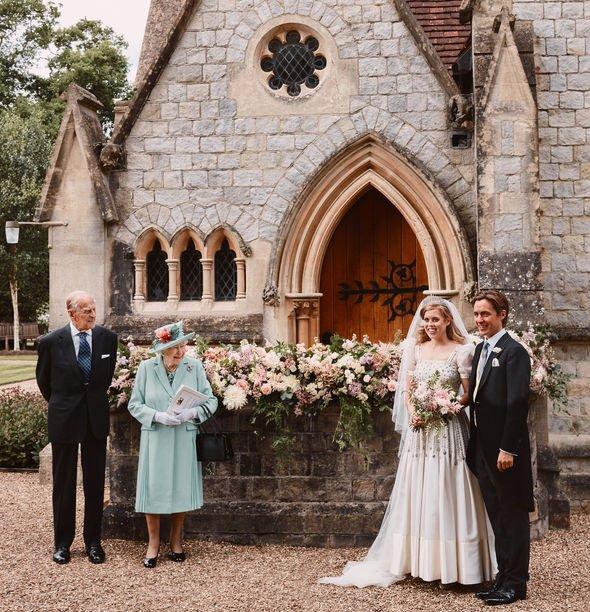 Princess Beatrice wedding: Princess Beatrice wedding