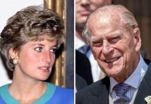 princess diana prince philip