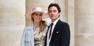 Edoardo Mapelli Mozzi and Princess Beatrice