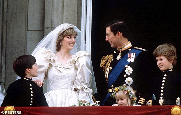 I understand why she wanted to do the interview: it was her chance finally to tell the truth about her marriage. Pictured: Prince Charles and Princess Diana on their wedding day in 1981