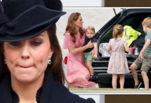 Kate Middleton: The royal revealed the hard time she has had explaining the lockdown to her children