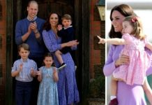 Kate Middleton coordinates Cambridge's outfits to show 'togetherness' and 'unity'