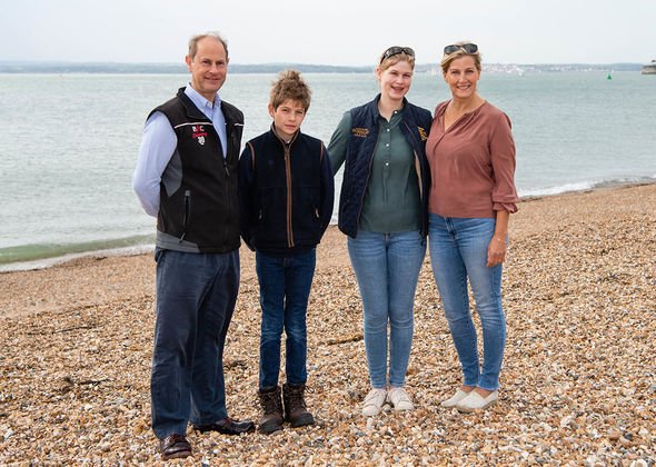 Lady Louise Windsor: The Wessexes