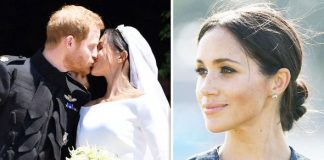 MEGHAN MARKLE PRINCE HARRY ROYAL WEDDING FAMILY UK